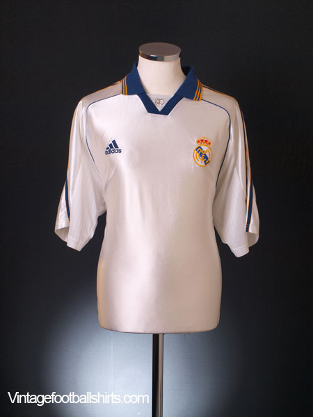 Real Madrid Third Shirt Xl For Sale