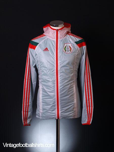 Mexico Adidas Anthem Jacket 2014 15 Mexico Adidas Anthem