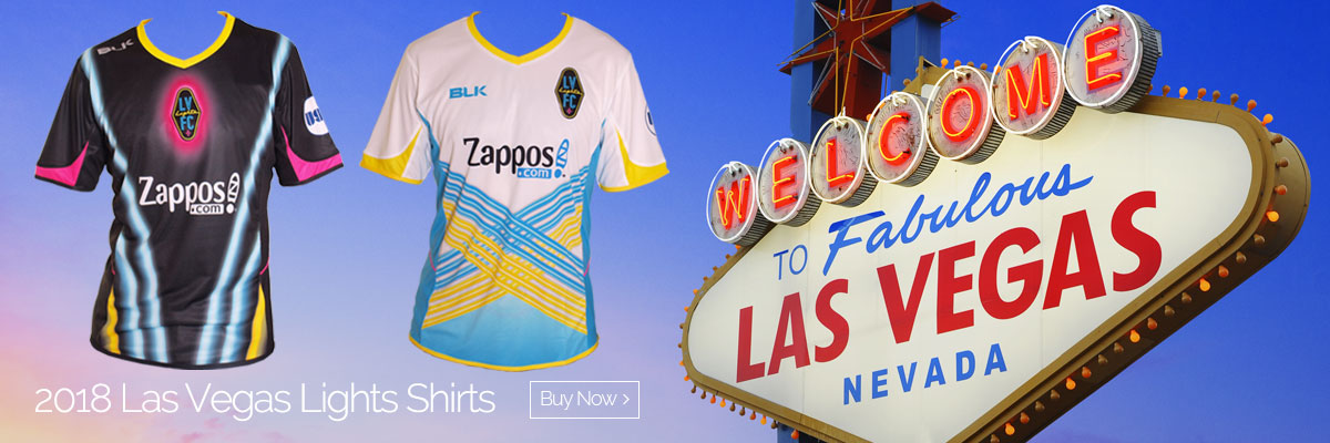 2018 Las Vegas Lights Shirts - Buy now