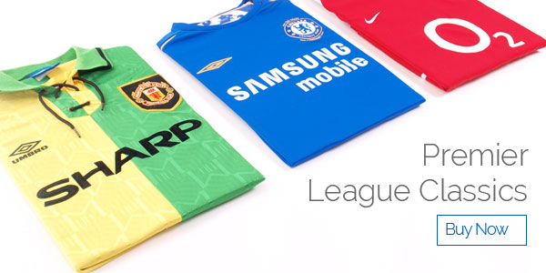 Premier League Classics - Buy now