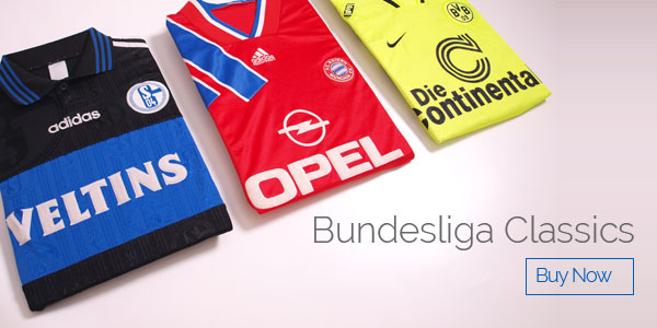 Bundesliga Classics - Buy now