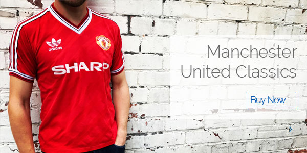 Manchester United Classics - Buy now