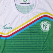 Comoros Islands Maana Football Shirt