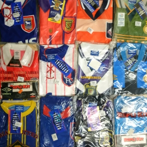 Kit domination - All about Umbro