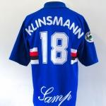 My Match Worn Collection: Sampdoria