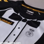 Suits you, Sir! - Cultural Leonesa unveil tuxedo themed football shirt! ..........and we have it in stock!