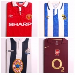 TOP 10 | Greatest Ever Premier League Shirts