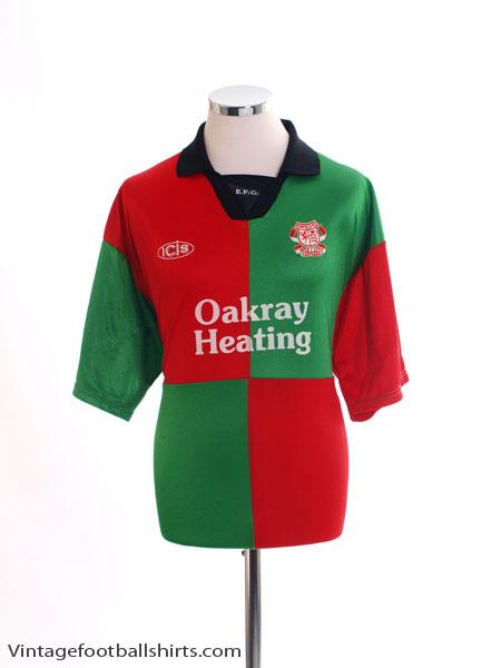 1993-94 Enfield Centenary Shirt L