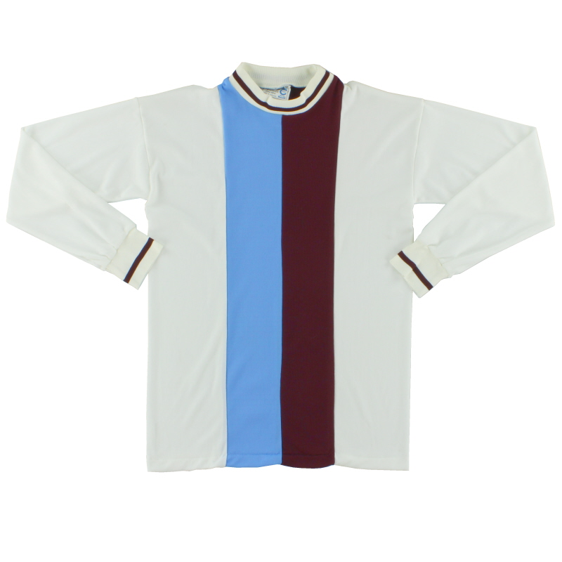 1971-72 Crystal Palace Home Shirt *As New* L/S S