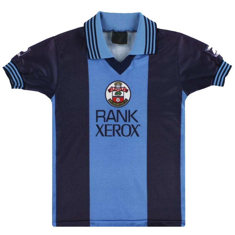 1980-83 Southampton Away Shirt Y