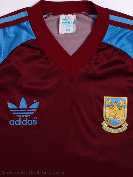 1980-83 West Ham Home Shirt S for sale f5c0e93e7