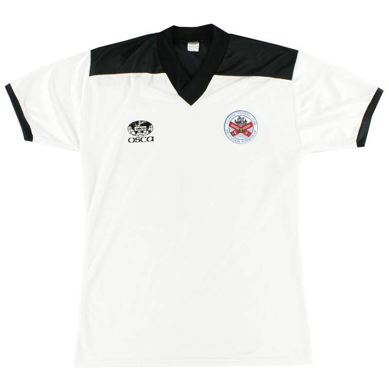 1981-83 Fulham Osca Home Shirt L