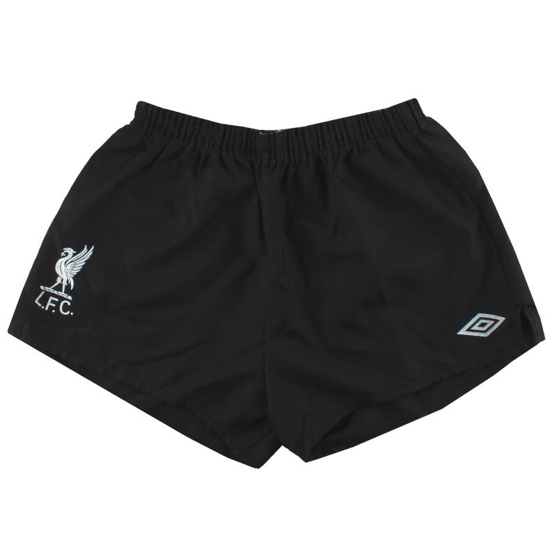 1983-84 Liverpool Umbro Alternative Away Shorts S