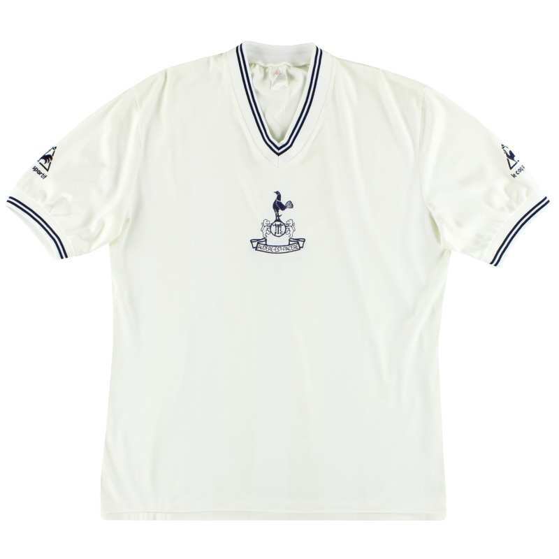 1983-85 Tottenham Le Coq Sportif Home Shirt *Mint* XL