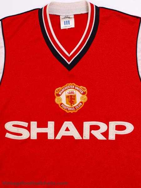 6803616c2 Manchester United 1984 – Idea di immagine del club fc