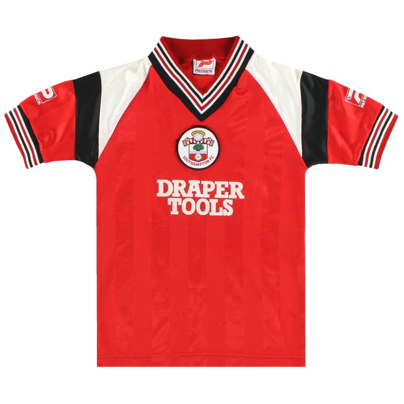1985-87 Southampton Home Shirt L.Boys