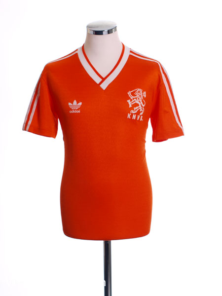 1985-88 Holland Home Shirt S