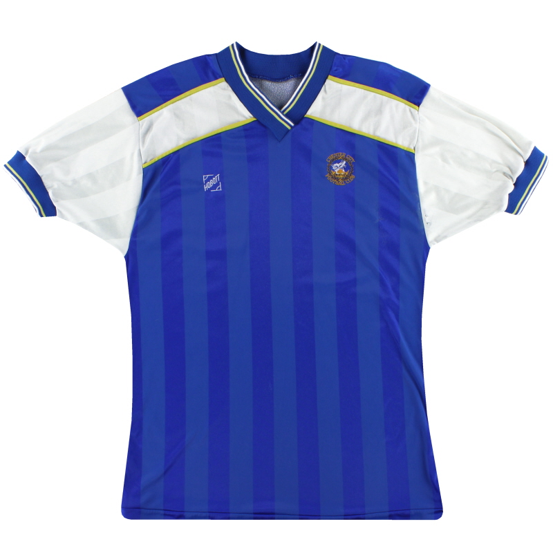 1987-88 Chester City Home Shirt L