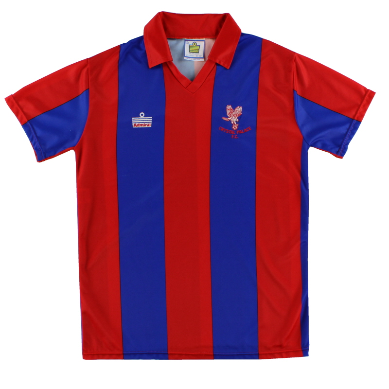 1987-88 Crystal Palace Home Shirt L
