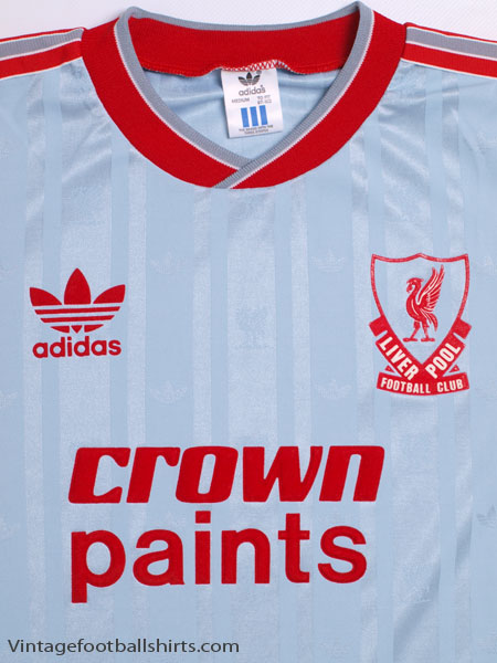dc4ef495f37 1987-88 Liverpool Away Shirt M for sale