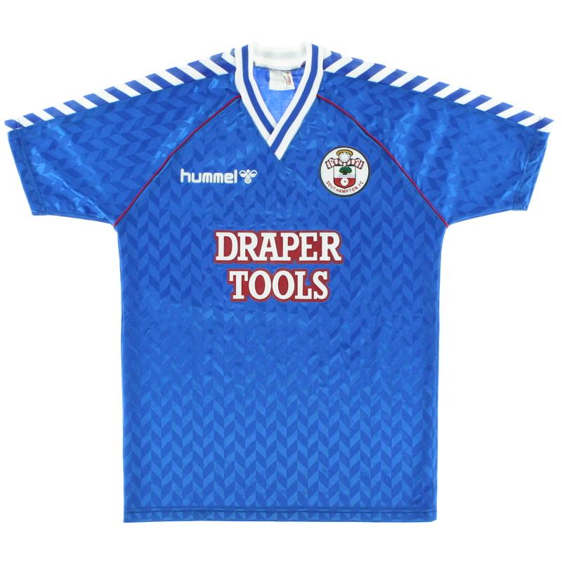 1987-89 Southampton Away Shirt Y