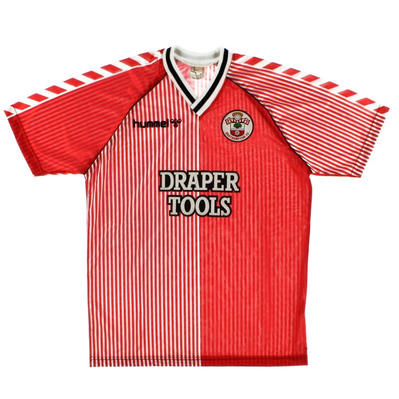 1987-89 Southampton Home Shirt *Mint* M
