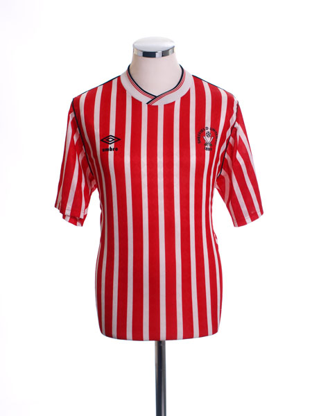 1987-90 Sheffield United Home Shirt M