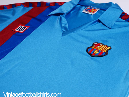 8b728877e3d 1987-91 Barcelona Third Shirt *BNWT* M for sale
