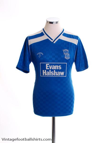 1988-89 Birmingham Home Shirt S