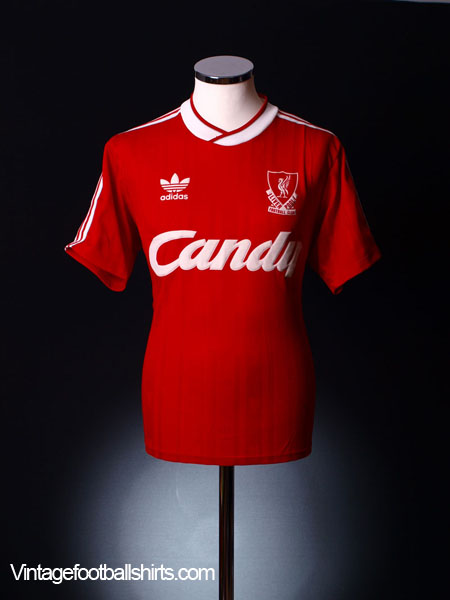 buy online b70a4 9f48e 1988-89 Liverpool Home Shirt Y for sale
