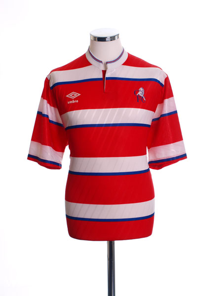 1988-90 Chelsea Away Shirt M