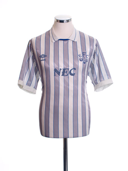 1988-90 Everton Away Shirt M