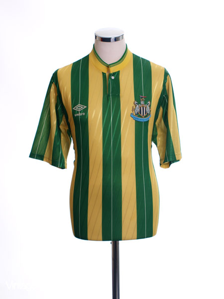 1988-90 Newcastle Away Shirt L