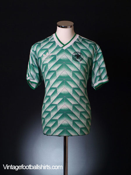1988-91 West Germany Away Shirt M