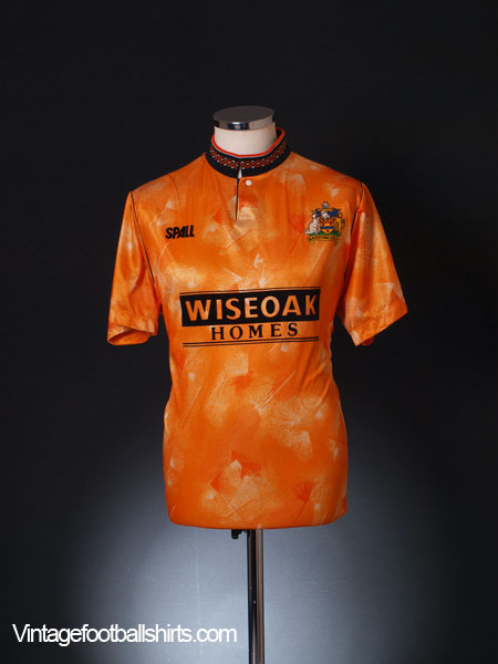 1989-90 Maidstone United Home Shirt L