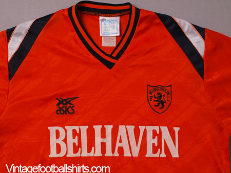 1989-91 Dundee United Home Shirt L for sale
