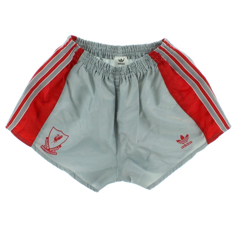 1989-91 Liverpool Away Shirt *Mint* S