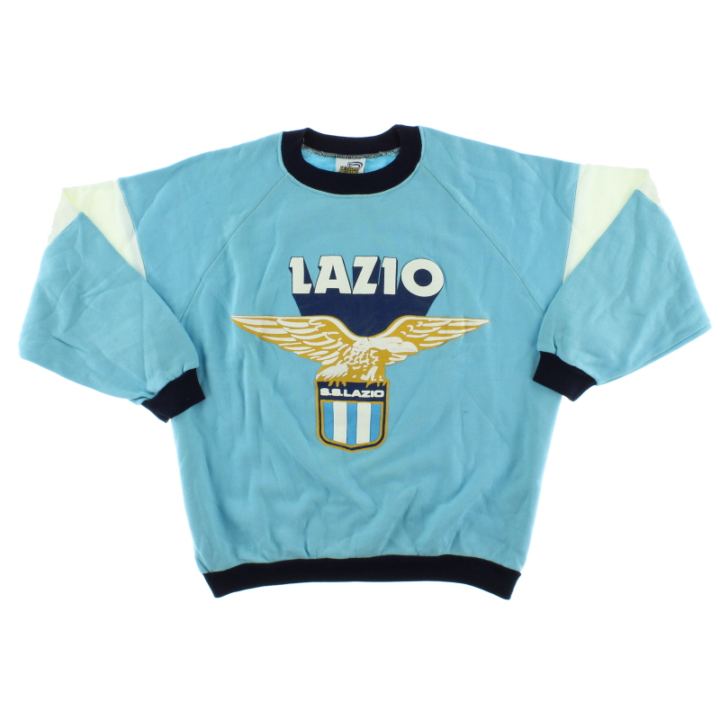 1990-91 Lazio Sweatshirt L