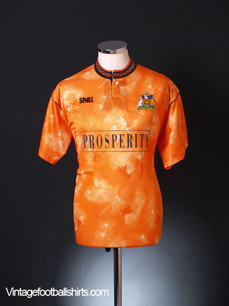 1990-91 Maidstone United Home Shirt M