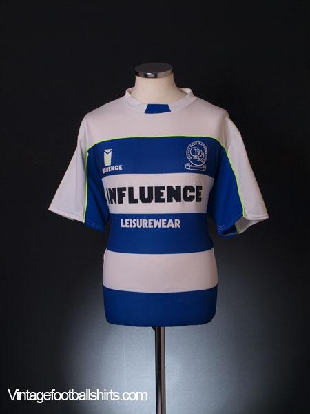 1990-91 QPR Home Shirt L