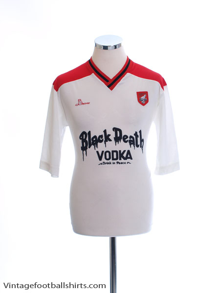 1990-91 Scarborough Home Shirt M