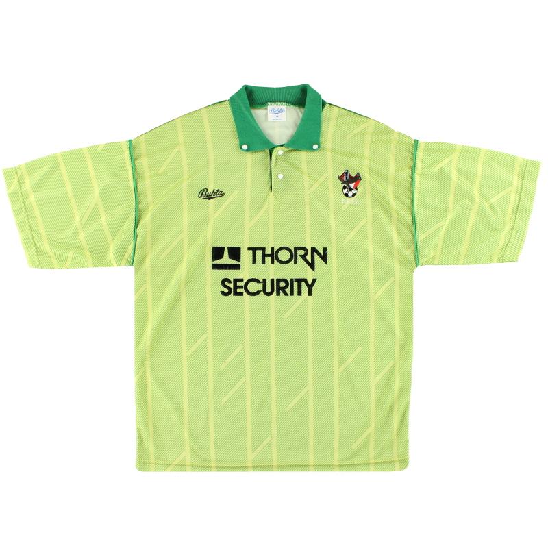 1990-92 Bristol City Bukta Away Shirt *Mint* L