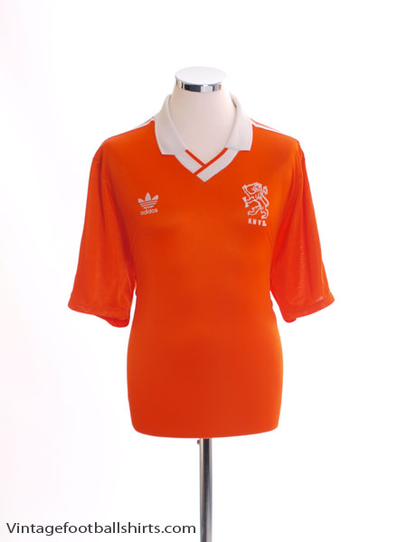 1990-92 Holland Home Shirt L