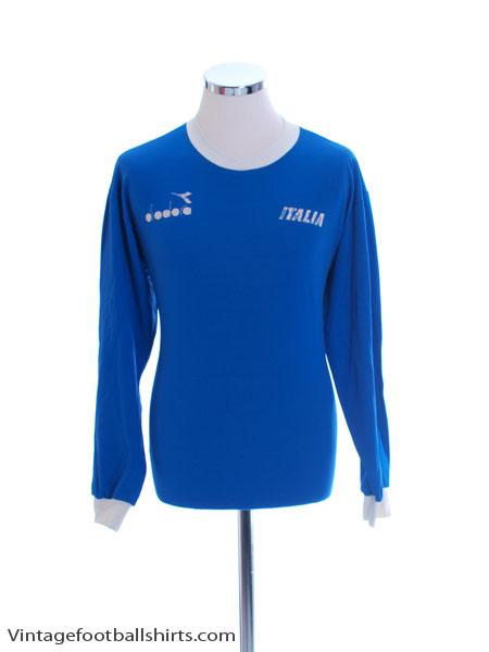 1990-92 Italy Diadora Training Top L