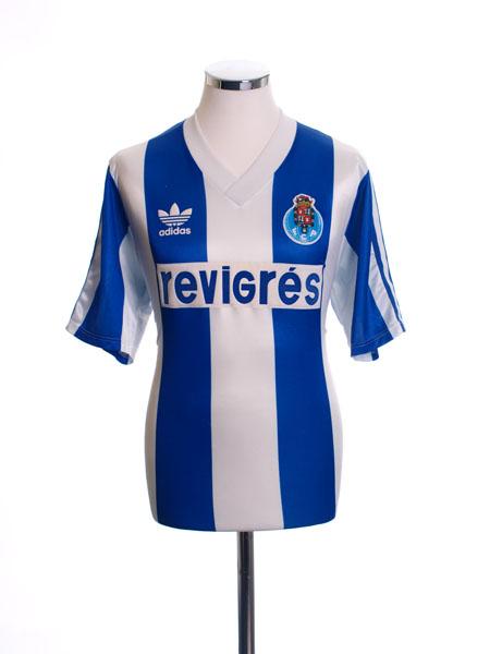 1990-92 Porto Home Shirt *Mint* S