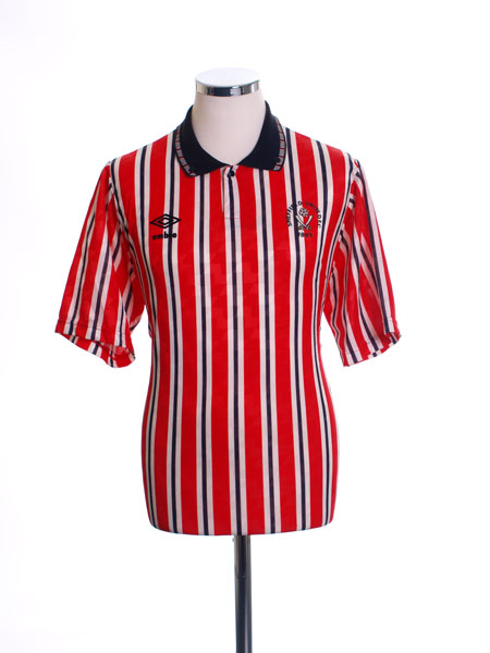 1990-92 Sheffield United Home Shirt M