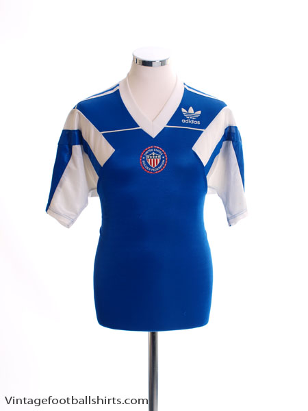 1990-92 USA Away Shirt M