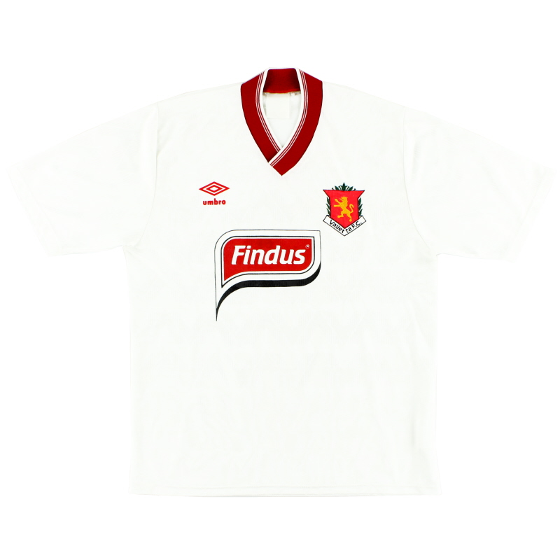 1990-92 Valletta Home Shirt M