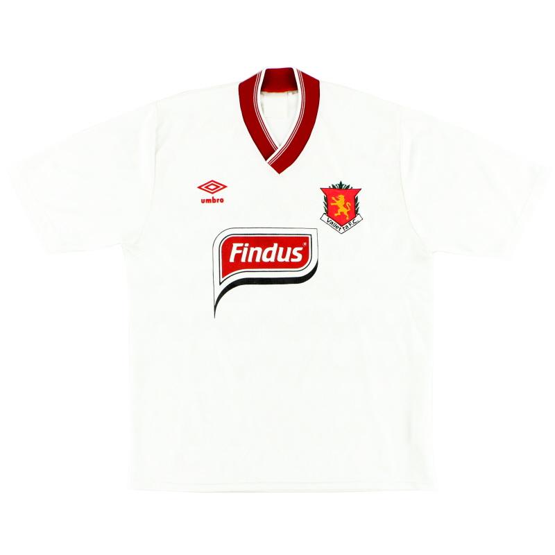 1990-92 Valletta Umbro Home Shirt XL