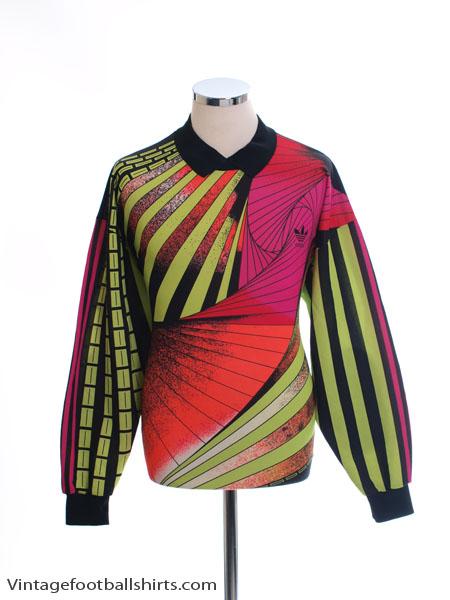 1990-94 adidas Goalkeeper Shirt XL